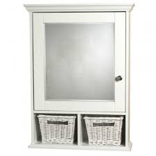 Bathroom Wall Baskets White Bathroom Wall Cabinet With Baskets U2022 Bathroom Cabinets