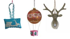 dress your tree in style this year with ornaments that are