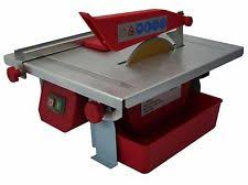 bench tile cutter coscut 180mm electric bench tile cutter ebay