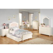 Childrens Bedroom Headboard Pink Headboard With White Wood Frame For White Wood Bed With