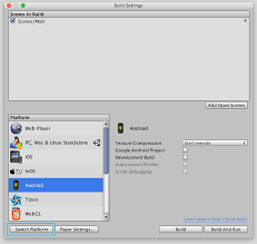 create apk unity building your unity to an android device for testing