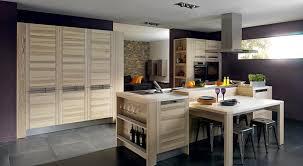 cuisine moderne bois cuisine moderne en bois frêne