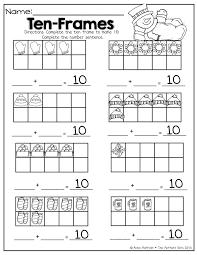 making ten worksheets worksheets