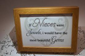 Home Decor Sayings by If Nieces Were Beautiful Gems Sparkle Word Art Pictures Quotes