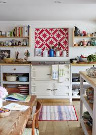 this dreamy sussex cottage experiments with bold patterns and