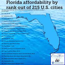 Crestview Florida Map by Tired Of The Cold Weather U0026 Higher Home Cost Sunny Florida Ranks