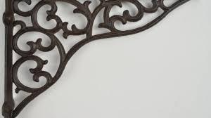 cast iron shelf brackets fernandotrujillo