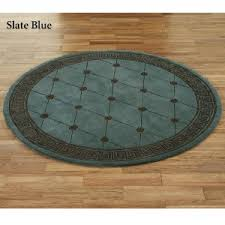 Semi Circle Rugs Floors U0026 Rugs Custom Braided Circle Rugs For Interior Furniture Decor