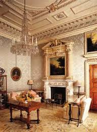 Pictures Of Attingham A Glorious English Country House Drawing - Georgian interior design ideas