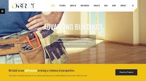 best construction wordpress themes 2017 webcreate me