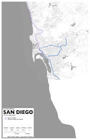 Trolley Map San Diego by 18 San Diego Intermodality
