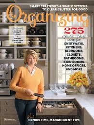 martha stewart living organizing magazine digital discountmags com