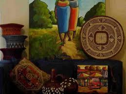 african decor ideas