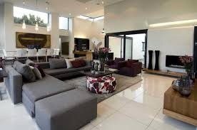 Modern Contemporary Living Room Ideas White Tile Floor Living Room What Do You Think Of This Living