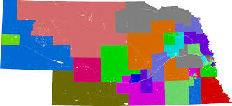 New York State Assembly District Map by Nebraska Legislature Redistricting