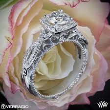 wolf wedding rings halo engagement rings