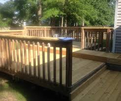 intriguing deck restore deck finishing straight edge painting to