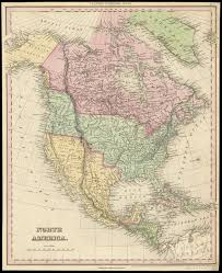 Westward Expansion Map Westward Trails And Texas Osher Map Library