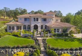 mediterranean style home 2 million mediterranean style home in el dorado california