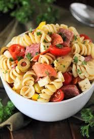 pasta salad with mayo antipasto pasta salad the kitchen is my playground