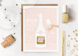 creative bridesmaid invitations 6 scratch pop fizz clink will you be my