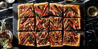 carrot tart with ricotta and almond filling recipe epicurious