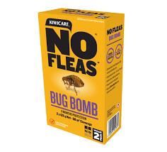 Black Flag Bug Spray No Fleas Bug Bomb Control Of Fleas Indoors