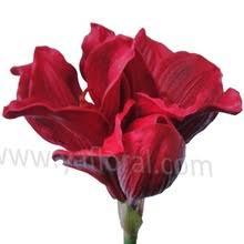Silk Amaryllis Flowers - xiamen yafloral trade co ltd artificial flower artificial plant