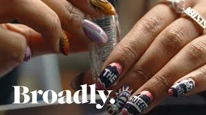 this cult nail artist has the world at her fingertips youtube