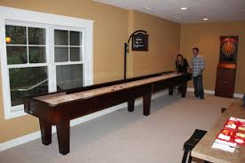 shuffleboard a game for family funmcclure tables