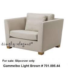 ikea chair slipcovers ikea stockholm 1 5 seat armchair cover chair slipcover gammelbo