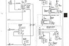 john deere saber wiring diagram wiring diagram