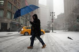 Worst Snowstorm In History by Portland Trail Blazers Vs Brooklyn Nets Game Postponed Due To