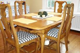 dining room chair pads without ties wood seat replacement table dining room table seat cushions chair skirt covers with ties