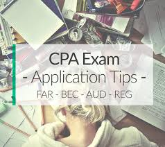 cpa exam application process explained step by step tutorial