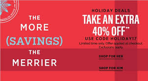 saks fifth avenue black friday 2018 ads deals and sales