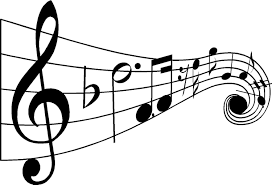 music notes transparent clipart library free clipart images