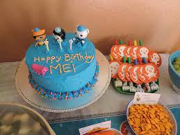 octonauts birthday cake orange creamsicle octonauts birthday cake a baby shar