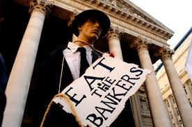 Comida para los banqueros