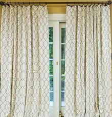 Geometric Drapery Fabric Rico Fabric Curtains Linen Curtains Embroidery Geometric