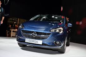 opel paris 2015 opel corsa paris 2014 07 images paris motor show live opel
