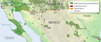 Guerrero Mexico Map by The Changing Mexicous Border Worlds Revealed Geography 16 Climate