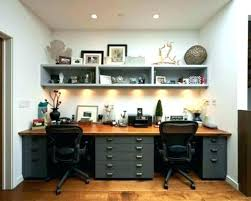 Home Office Desk Organization Ideas Office Desk Ideas Dual Desk Home Office Dual Office Desk Lovely