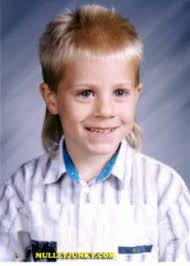 mullet haircut for boys child mullets