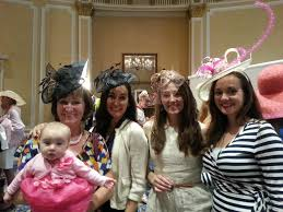 Tea Party Fascinators | make your own fascinator life where we are