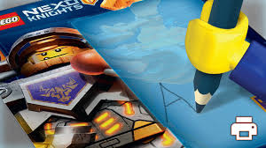 invitations wallpapers activities nexo knights lego com