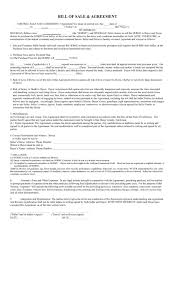bill of sale horse template and free california horse bill of sale