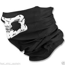 Halloween Costumes Call Duty Skull Mask Bandana Motorcycle Scarf Face Snowboard Ski Buff Ghosts
