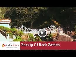 Rock Garden Darjeeling Rock Garden And Park In Darjeeling West Bengal India