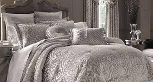 Cynthia Rowley Bedding Queen Bedding Set Astonishing Grey Medallion Bedspread Impressive Gray
